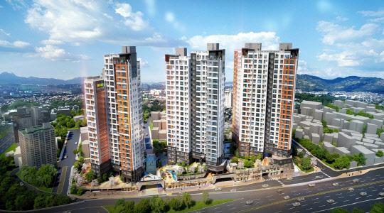 호반건설, 서울 개봉5구역 주택재건축정비사업 수주